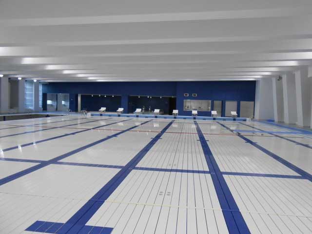 新pool