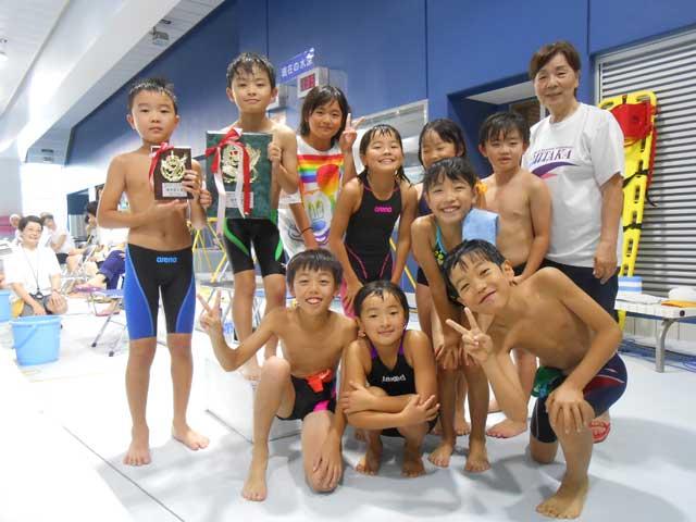 水泳 東京 連盟 都